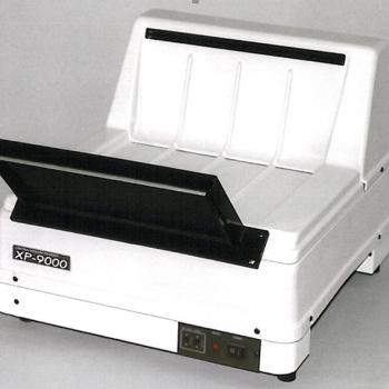 Máy rửa phim chụp X-quang của Nhật Bản model XP9000chất lượng cao.